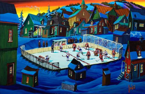 Rivalite (Canadiens vs Nordiques)