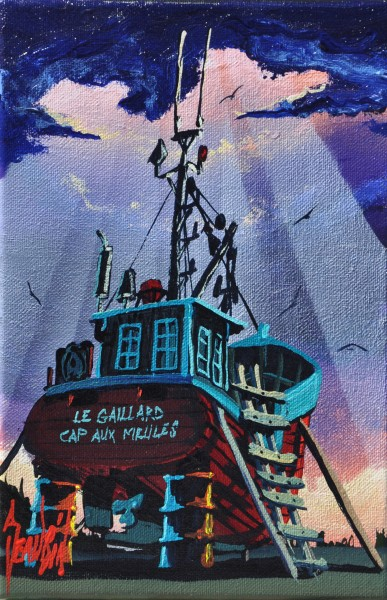 LE GAILLARD