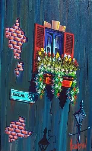 TULIPS ON RIDEAU STREET