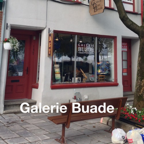 Galerie Buade