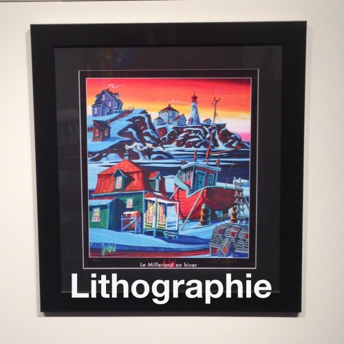 Lithographies