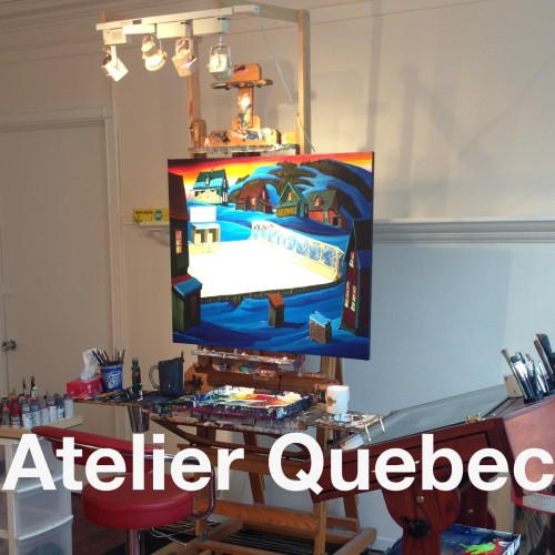 Atelier Vieux Quebec