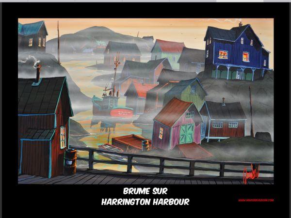 BRUME SUR HARRINGTON HARBOUR
