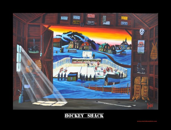 HOCKEY SHACK