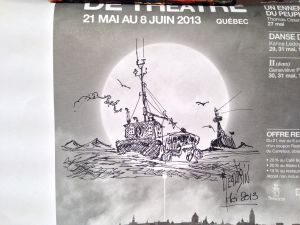 DESSIN MOONLIGHT